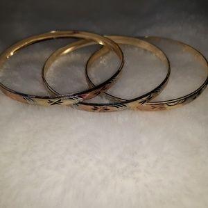 Sevil Bangle Bracelet